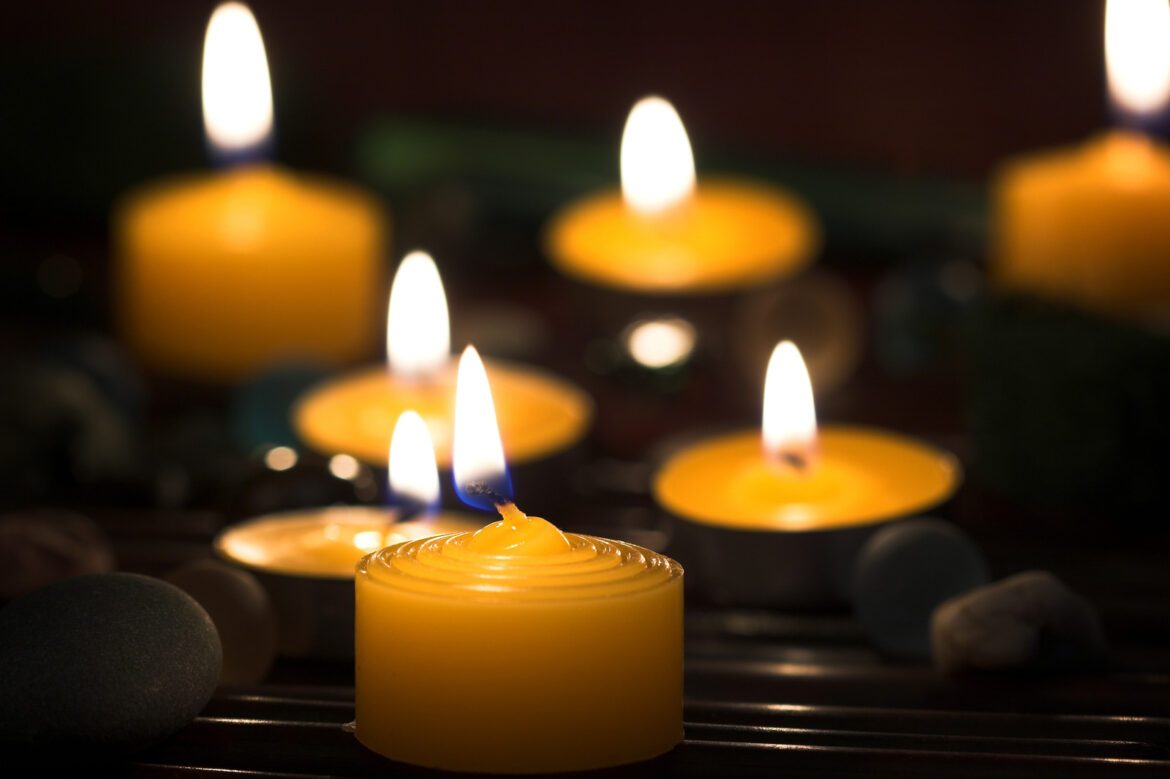 Manifest Things to Your Life with Candles