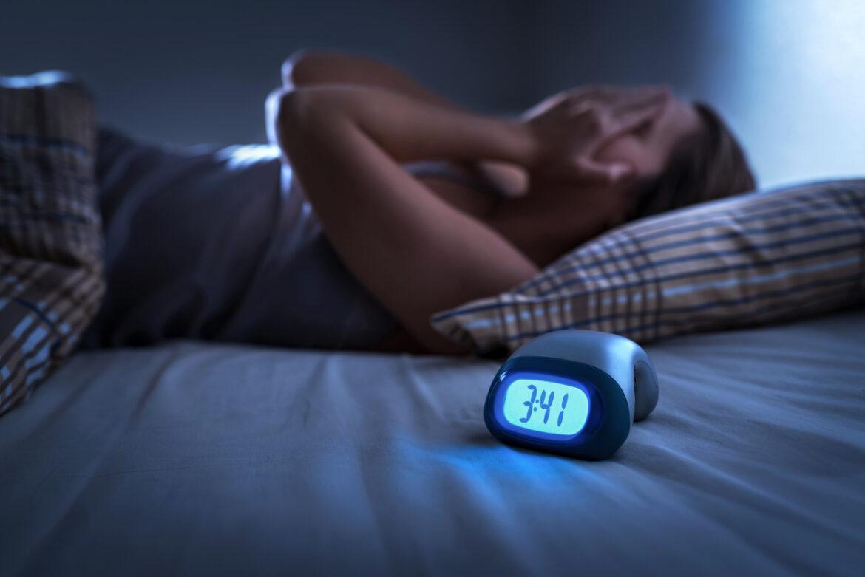 You Wake Up at 3 AM